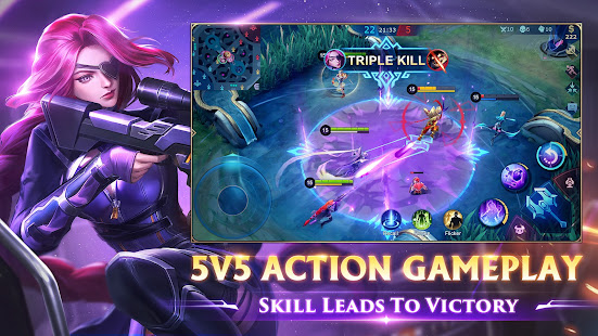 Mobile Legends: Bang Bang 1.5.52.6041 APK + Мод (Unlimited money) за Android