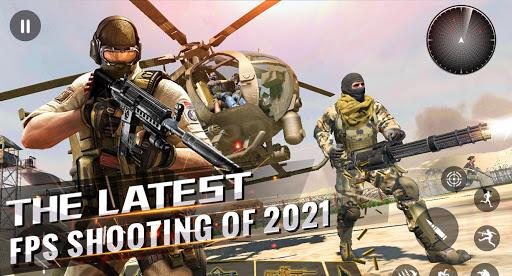 FPS Gun Shooting apkdebit screenshots 1