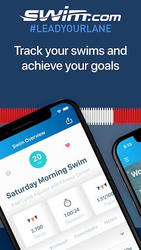Swim.com screenshot 1