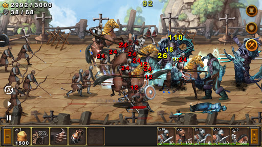 Battle Seven Kingdoms Varies with device screenshots 2