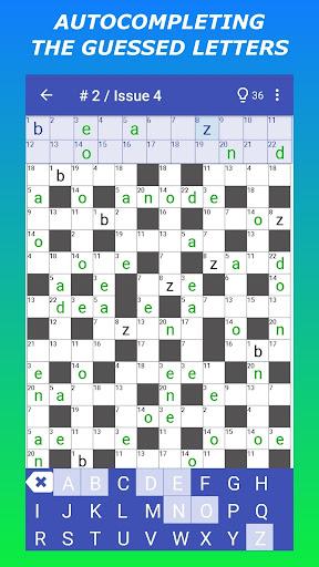 Keywords u2014 Free Codeword Puzzle 1.4.19.69-EN screenshots 9