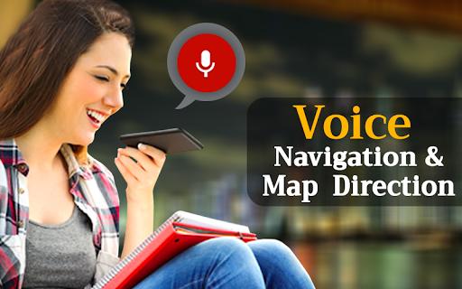 GPS Navigation & Map Direction - Route Finder  Screenshots 13