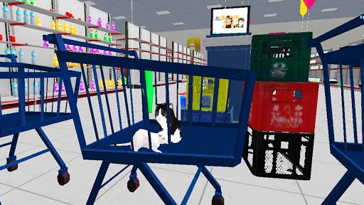 Kitten Cat Craft:Destroy Super Market Ep2 screenshots 4