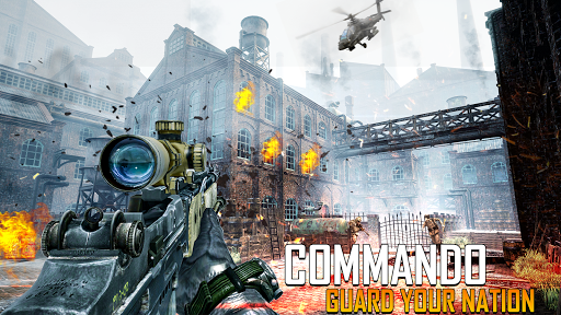 FPS Shooting Games: Army Commander Secret Missions  screenshots 15