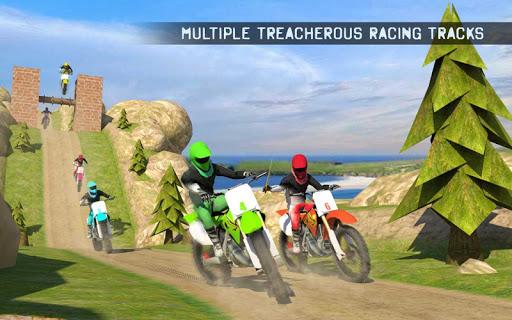 Motocross Race Dirt Bike Games screenshots 17