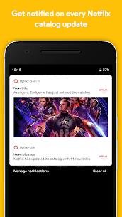 Upflix – All Netflix Updates 2