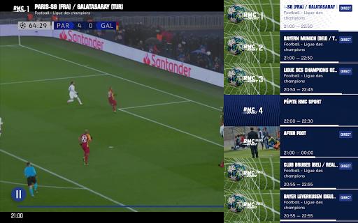 RMC Sport 7.1.9 Screenshots 14