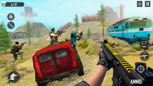 FPS Commando Hunting - Free Shooting Games  screenshots 2