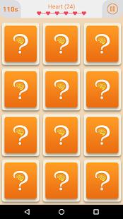 Memory Game - Word Game Learn Korean