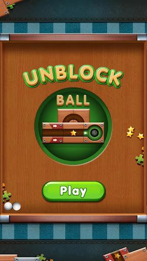 Unblock Ball - Moving Ball Slide Puzzle Games 1.6 screenshots 1