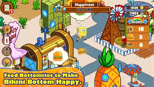 SpongeBob Moves In Mod APK 1.0 Download (Unlimited Money) 3