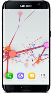 Abstract Particles Wallpaper APK 2