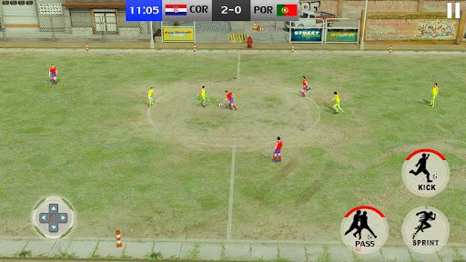 Street Soccer Games: Offline Mini Football Games 3.0 Screenshots 6
