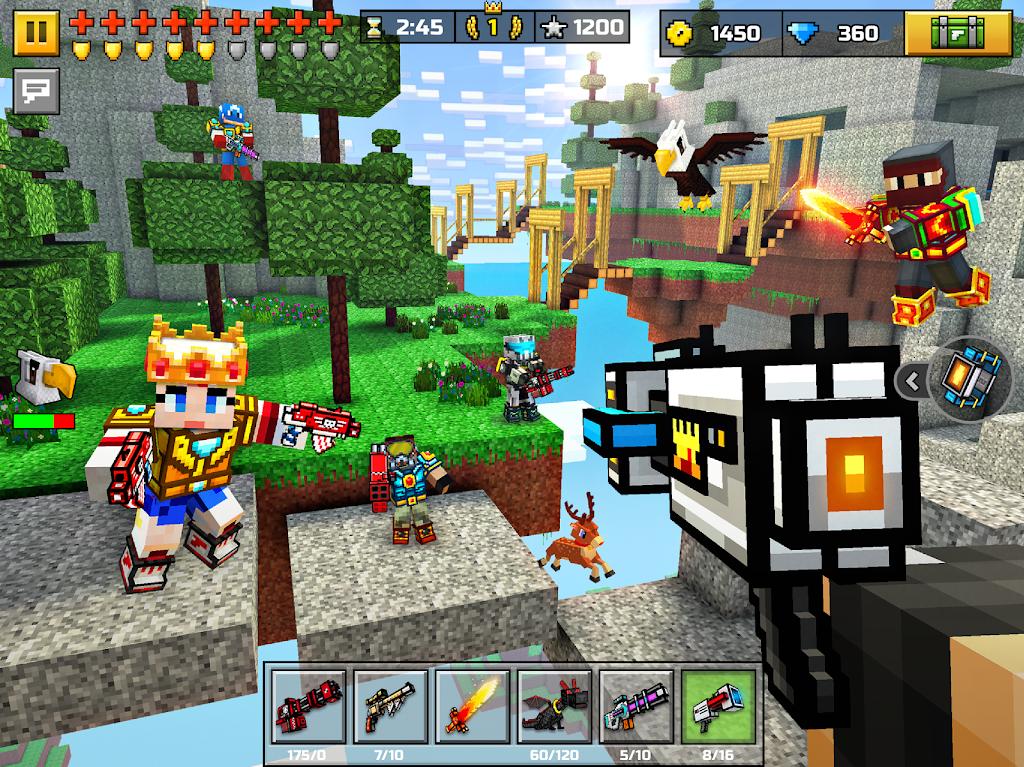 Pixel Gun 3D: FPS Shooter & Battle Royale  poster 7