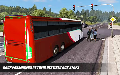 Bus Simulator heavy coach euro bus driving game 1.0 screenshots 5