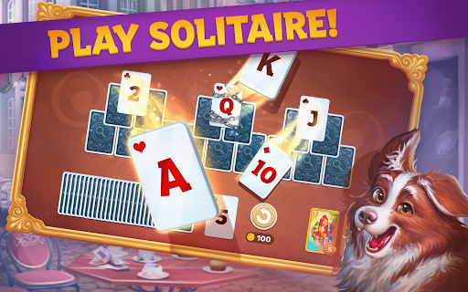 Solitaire: Detective Story 0.10 screenshots 1