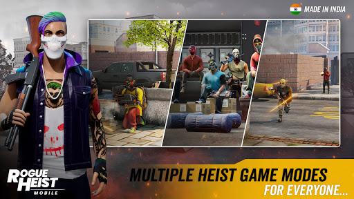 Télécharger Gratuit MPL Rogue Heist - India's 1st Shooter Game APK MOD (Astuce) screenshots 1