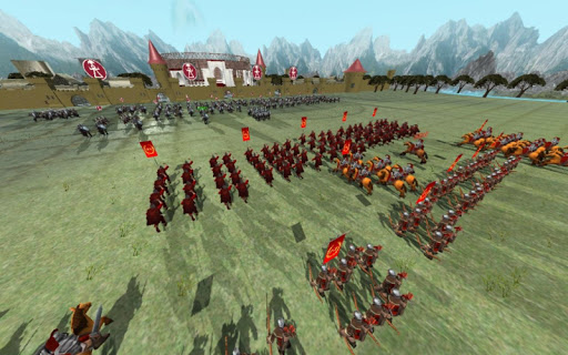 Roman Empire: Macedonian & Greek Wars screenshots 11