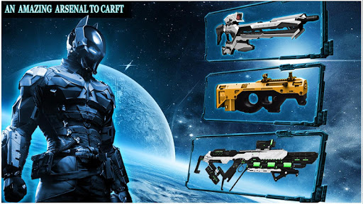 Robo Legacy: Strange Robot War Battleground screenshots 14