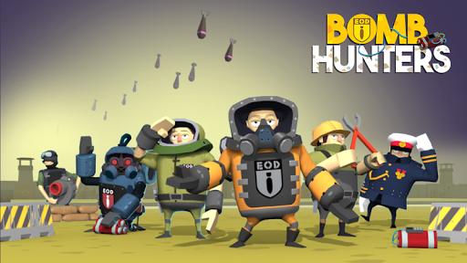 Télécharger gratuit Bomb Hunters APK MOD 1