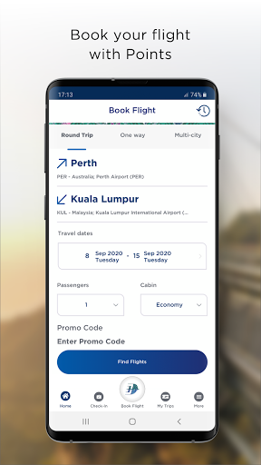 Malaysia Airlines  Screenshots 3