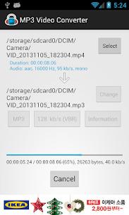 Baixar MP3 Video Converter Mod Apk 4