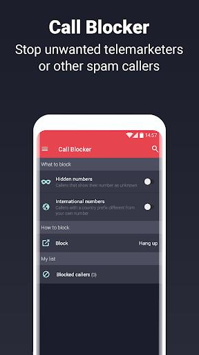 CIA - Caller ID & Call Blocker android2mod screenshots 4