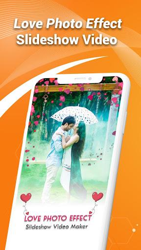 Love Photo Effect Video Maker : Photo Slideshow  screenshots 1