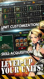 METAL SLUG ATTACK MOD (Unlimited AP/No Skill CD/No Ads) APK for Android 4