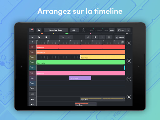 Remixlive - Make Music & Beats  Screenshots 17