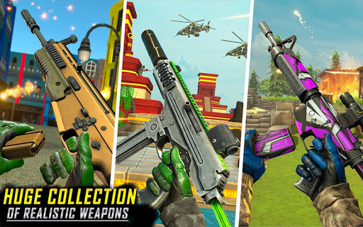 Modern FPS Shooting Game: Counter Terrorist Strike  screenshots 6