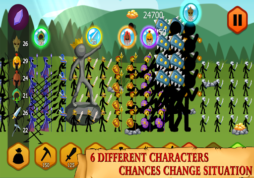 Stickman Battle 2020: Stick War Fight 1.4.1 screenshots 9
