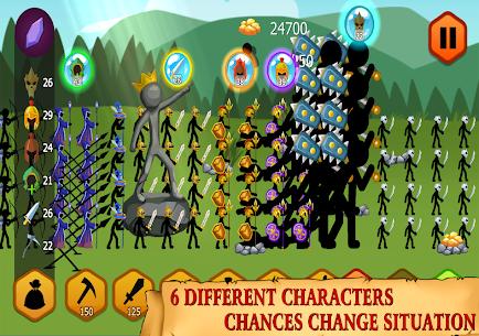 Stickman Battle 2021: Stick War Fight Apk Mod + OBB/Data for Android. 9