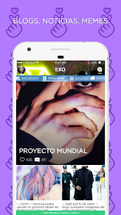 EXO-L Amino para EXO 2.7.32310 APK Mod Latest Version 1