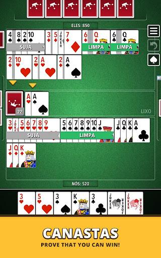Buraco Canasta Jogatina: Card Games For Free 4.1.3 Screenshots 15