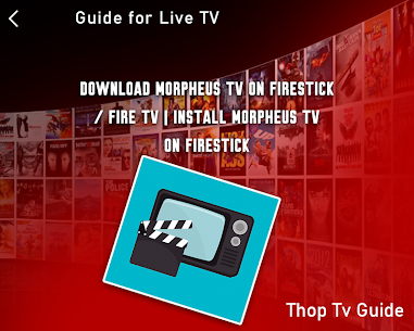 Thop TV Apk Download 2021** 16