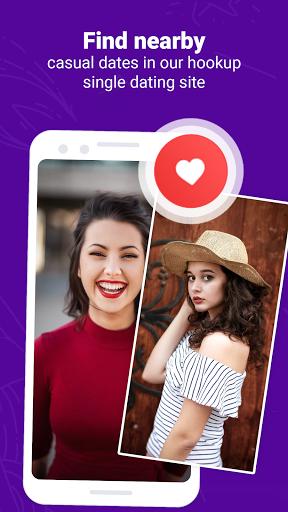 Hookup: Casual Dating Flirt app - Hook up Nearby 2.40 screenshots 1