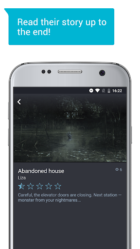 Catch u2014 Thrilling Chat Stories screenshots 3