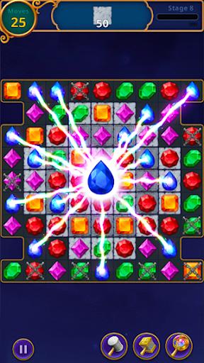Jewels Magic Legend Puzzle 20.1127.01 screenshots 2