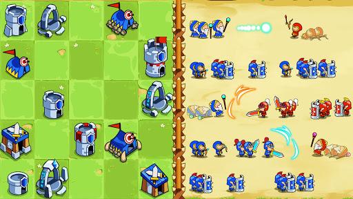 Save The Kingdom: Merge Tower  screenshots 2