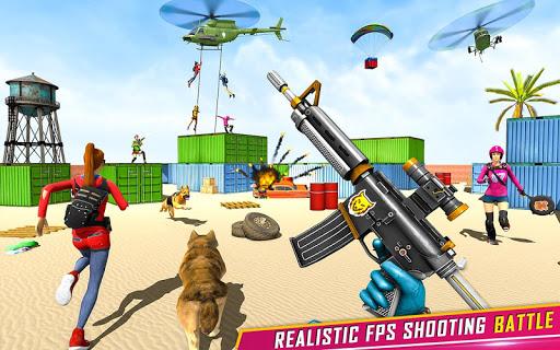 Counter Terrorist Strike : FPS Shooting Game 2021  screenshots 11
