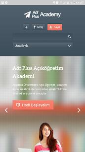 Aöf Plus Apk App , Aöf Plus Apk İndir , Aöf Plus İndir , YENİ GÜNCEL 2021* 2