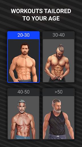 Workout Planner by Muscle Booster apktram screenshots 5