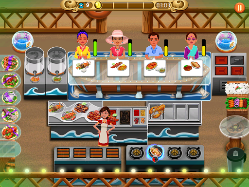 Masala Express: Indian Restaurant Cooking Games 2.2.7 screenshots 23