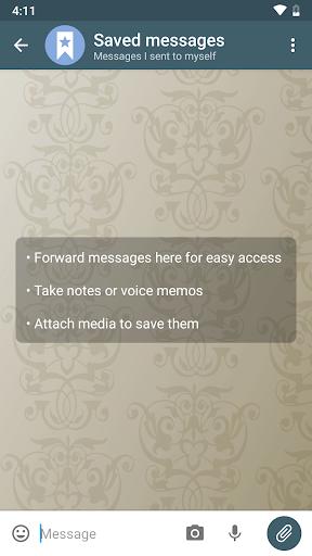 Delta Chat 1.14.4 Screenshots 6