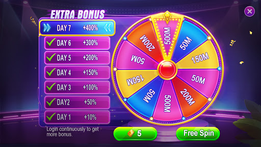Poker Journey-Texas Hold'em Free Game Online Card 1.108 screenshots 9