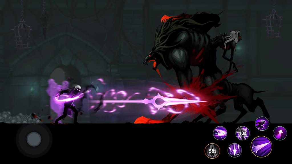 Shadow Knight: Ninja Assassin Epic Fighting Games poster 3
