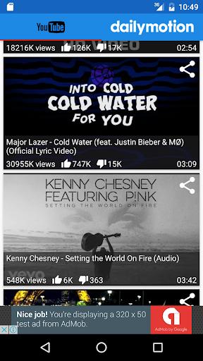 Top Trending Music Videos screenshots 2