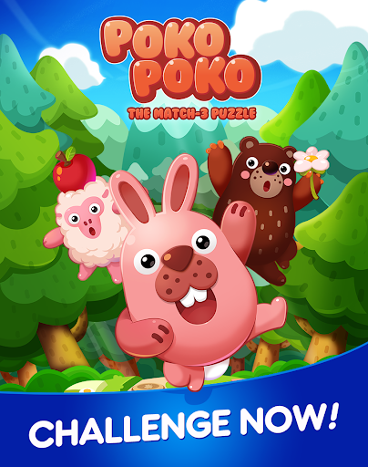POKOPOKO The Match 3 Puzzle screenshots 10