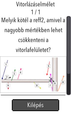 Vizi Kresz Teszt screenshots 3